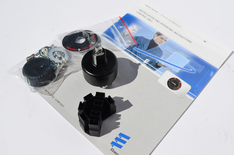 Eberspaecher Heater Switch Rheostat 24V | 251896710000